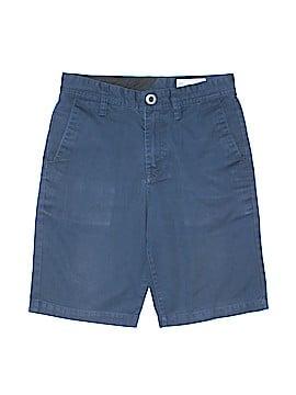 Volcom Khaki Shorts Size 14