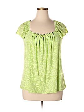 DressBarn Short Sleeve Top Size XL (Petite)