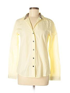 Burberry Long Sleeve Button-Down Shirt Size S