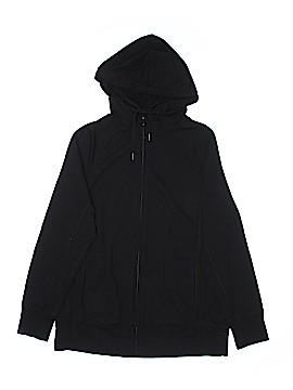 Denim + Company Zip Up Hoodie Size M