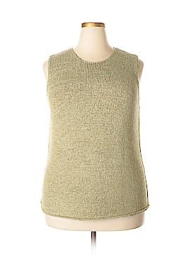 Jones New York Sleeveless Top Size 2X (Plus)