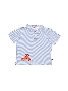 Zutano Short Sleeve Polo Size 4T