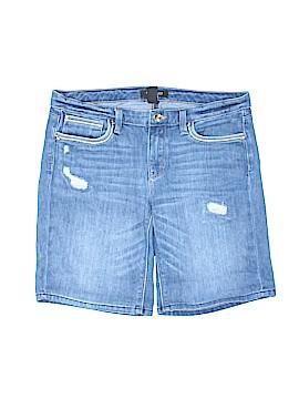 White House Black Market Denim Shorts Size 4