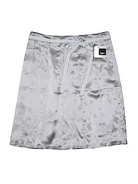 Mossimo Silk Skirt Size 8