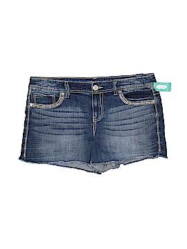 Maurices Denim Shorts Size 11