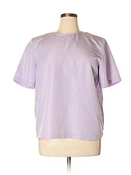 BFA Classics Short Sleeve Blouse Size XL