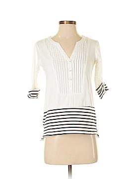 Lilis Closet 3/4 Sleeve Henley Size XS