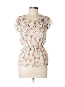 ROMY Short Sleeve Blouse Size M