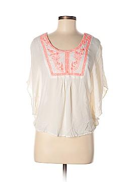 Envy Me Short Sleeve Blouse Size L
