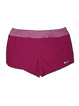 Nike Athletic Shorts Size 2X (Plus)