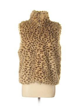 Isabella's Journey Faux Fur Vest Size Sm - Med