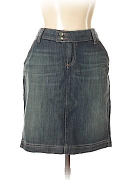 DKNY Denim Skirt Size 10