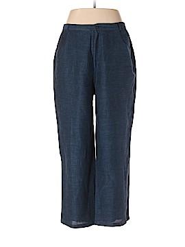 Doncaster Linen Pants Size 16