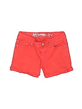 Express Jeans Denim Shorts Size 0