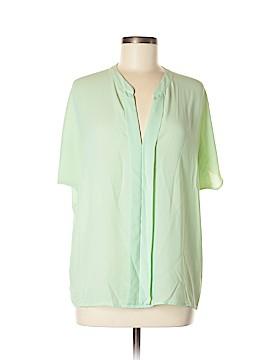 Everly Short Sleeve Blouse Size M
