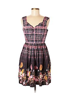 Hell Bunny Vixen Casual Dress Size M