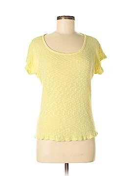 Pink Lotus Short Sleeve Top Size M
