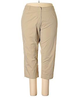 Merona Khakis Size 24 (Plus)