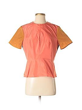 Carven Short Sleeve Blouse Size 40 (FR)