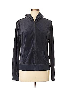 Plush & Lush Zip Up Hoodie Size XL