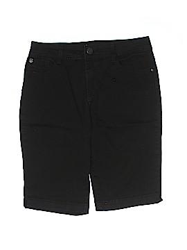 Nine West Vintage America Denim Shorts Size 8