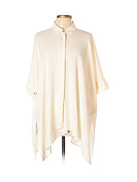 Jennifer Lopez Short Sleeve Blouse Size XL