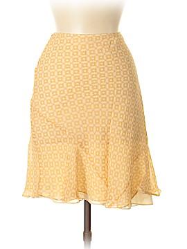 Express Silk Skirt Size M