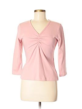 Necessitees 3/4 Sleeve Top Size M