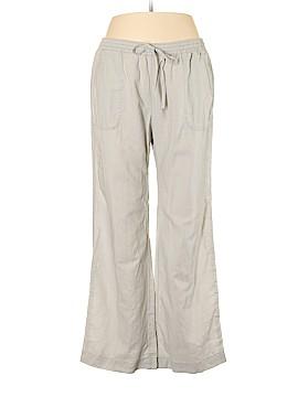 Joe Fresh Linen Pants Size XL