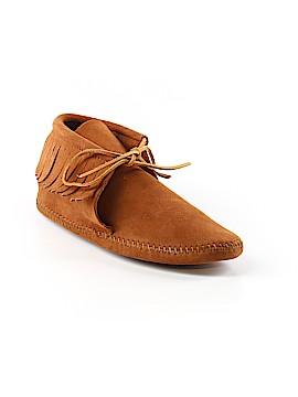 Minnetonka Ankle Boots Size 10