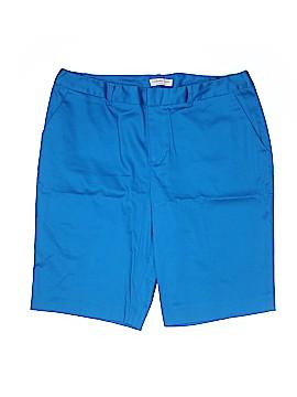 Coldwater Creek Khaki Shorts Size 14