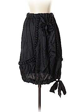 Interlud Silk Skirt Size XS