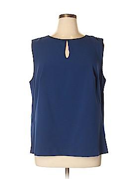 Enlo Short Sleeve Blouse Size 16W