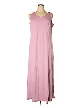 Isaac Mizrahi Casual Dress Size 1X (Plus)