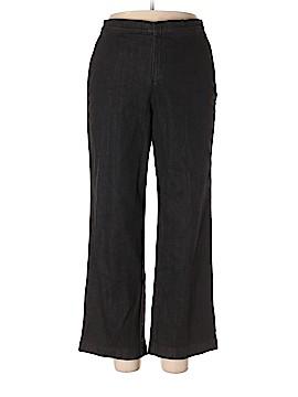 Denim Co Casual Pants Size 16 (Petite)