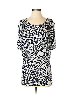 Emma Rose Short Sleeve Blouse Size S