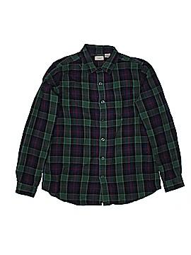L.L.Bean Long Sleeve Button-Down Shirt Size 18