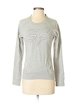 Fox Sweatshirt Size XS