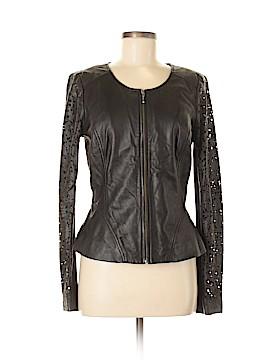 Hinge Leather Jacket Size M