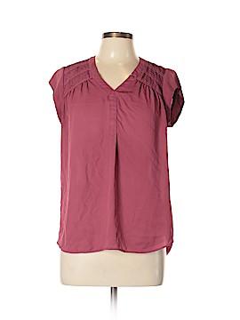 Daniel Rainn Short Sleeve Blouse Size M