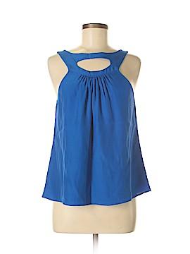Christopher Deane Sleeveless Silk Top Size 6