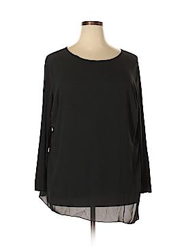 Vince Camuto 3/4 Sleeve Blouse Size 2X (Plus)