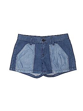 7 For All Mankind Denim Shorts 29 Waist