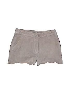 Kookai Leather Shorts Size 34 (EU)