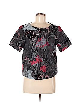 Suno Short Sleeve Blouse Size 6