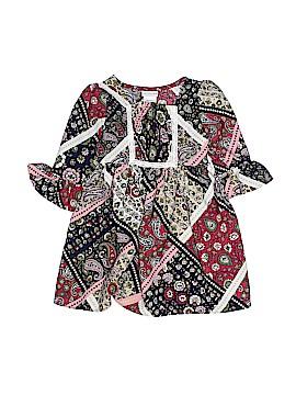 Sweet Heart Rose Dress Size 3T