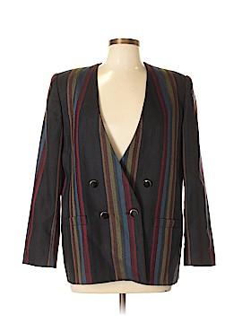 Kasper for A.S.L. Wool Blazer Size 12