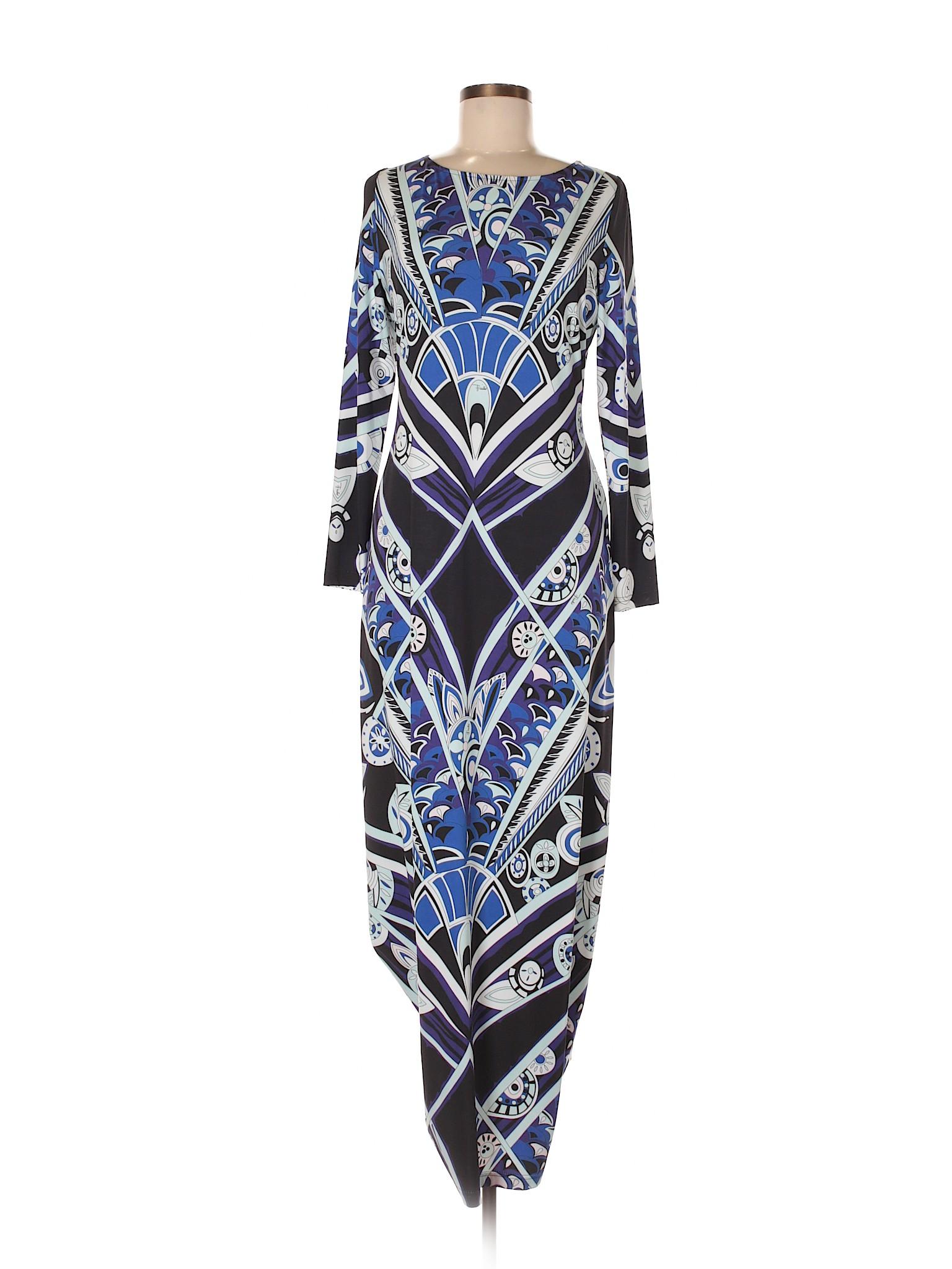 Pucci winter Dress Emilio Boutique Casual xHnqv68wHZ