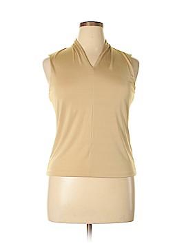 Josephine Chaus Sleeveless Blouse Size XL