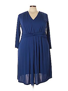 Jones New York Collection Casual Dress Size 2X (Plus)